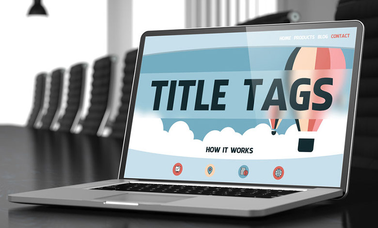 Title Tags for SEO